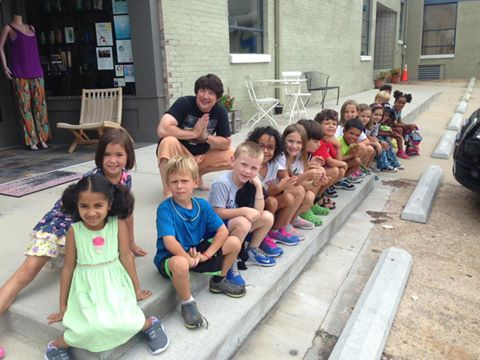 Bryan Carey and Zen Kids